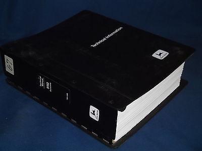 John Deere 990 Excavator Technical Service Repair Shop Book Manual Tm-1230
