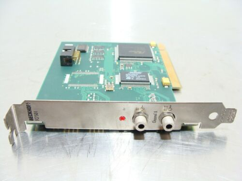 Beckhoff FC7501 SERCOS II PCI Fieldbus Interface Card for Machine Automation