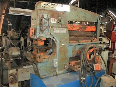 Scotchman Iron Worker - 65 Ton