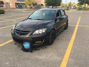 2008 Mazdaspeed 3 - AS IS