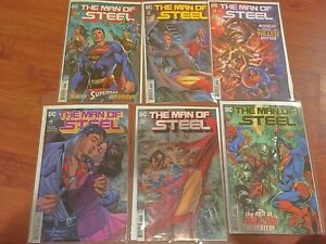 The Man of Steel 1, 2, 3, 4, 5, 6 2018