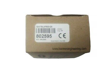 New Banner Distance Laser Sensor Q4xtblaf500-q8