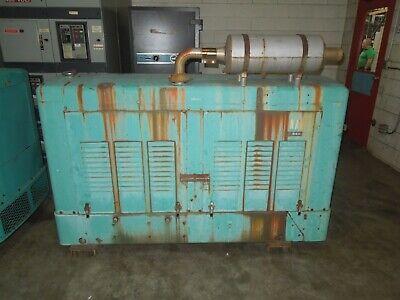 Onan 50.0deg-15r17176h Generator 50kw 62.5kva 120240-277480v Ac 3ph1ph