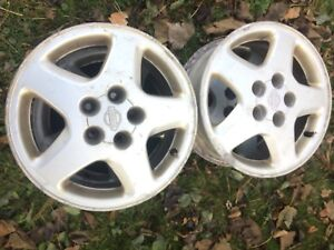 "16"" Alloy Rims"