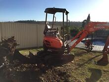 Excavator Dry Hire Coomera Gold Coast North Preview