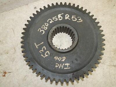 Farmall International 706 806 Torque Amplifier Gear 380255r1 Great Shape
