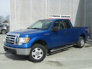 2011 Ford F-150 XLT 4x4 MARCHE-PIEDS