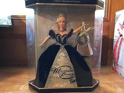 Barbie Doll Millennium Princess 2000: Party Barbie
