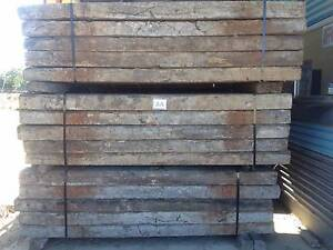 Railway Timber Sleepers AA Grade, A Grade, B Grade and C Grade Orange Orange Area Preview