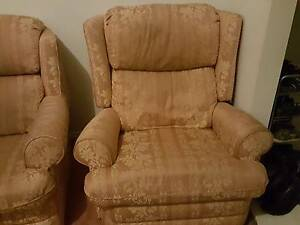 1 x 3 Seater and 2 recliners - FREE Keilor Downs Brimbank Area Preview