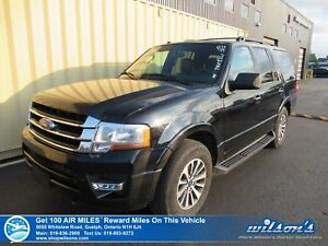 2017 Ford Expedition XLT 4WD | 3.5L ECOBOOST | SUNROOF | LEATHER
