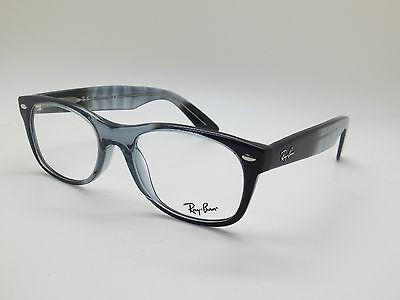 be4e1d5b12 شامبر نظارة نظر جديد NEW Authentic Ray Ban RB 5184 5515 New Wayfarer  Black Grey