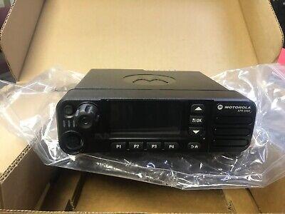Motorola Mototrbo Xpr5580 806-941mhz 1000ch 35w W Connect Plus Gpsdealer Demo