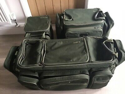 Nash barrow logic carp fishing bags