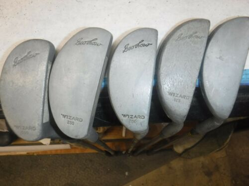5 different Geo low Putters