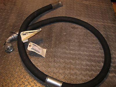 Case Ih Cnh New Holland 621b Loader Hydraulic Oil Hose 108948a1 - 1 14 X 99