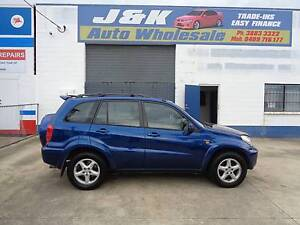2000 Toyota RAV4 Wagon Clontarf Redcliffe Area Preview