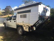 Slide on camper /Tradies canopy Tuncurry Great Lakes Area Preview