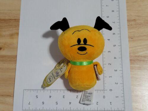 2014 Hallmark Itty Bittys Disney Pluto Limited Edition Plush NWT