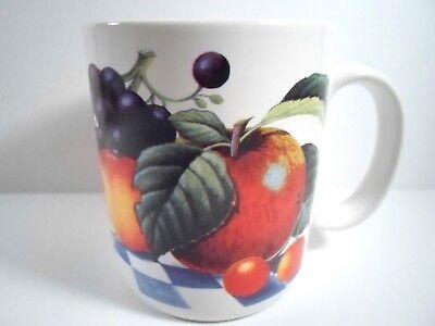 - Otagiri Mug Advantage Collection Fruit F. J. Warren Collectible Coffee Cup