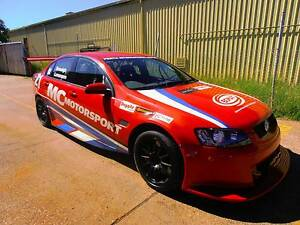 2007 Holden Commodore VE SS race car Midvale Mundaring Area Preview