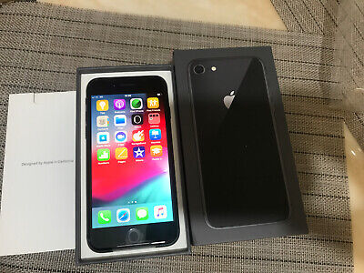 Apple iPhone 8 64GB 3UK A1905 GSM - Space Gray