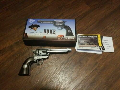 John Wayne  Duke Colt SAA Peacemaker CO2 Pellet  0.177 Cal