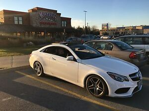 2014 Mercedes Benz E350 Coupe 4 Matic