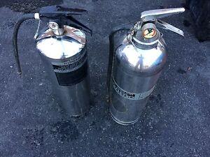 Extincteur à eau Pyrene water extinguisher