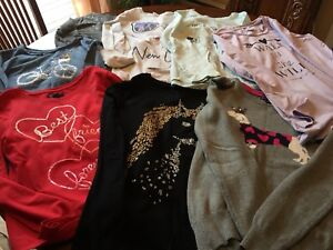 Vêtements fille 8-10-12-14 ans jeans short maillot de bain