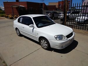 HYUNDAI ACCENT 2004 1.6L IN AUTO,AIR,STEER,AIRBAGS,P/WINDOWS,190K Beverley Charles Sturt Area Preview
