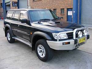 NISSAN PATROL GU IV, 2004, TURBO DIESEL, 5 SPEED, WITH OPTIONS !! Sydney City Inner Sydney Preview