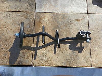 King Kutter Fretilizer Spreader Buffer Wheel Agitator Code 900138