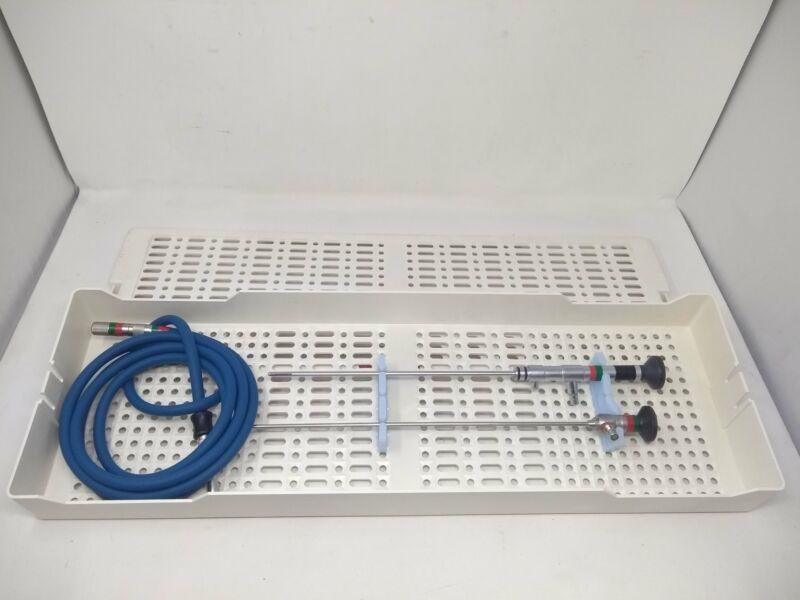 Karl Storz 27005BA HOPKINS II Forward Oblique 30° Cystoscope