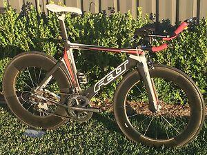 Felt B2 Pro TT Bike / Dura-Ace Kempsey Kempsey Area Preview