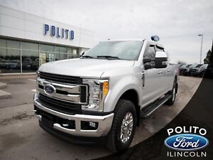 2017 Ford F250 XLT Loaded!