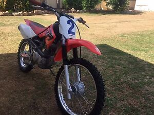 2006 Honda crf 100 Westbrook Toowoomba Surrounds Preview