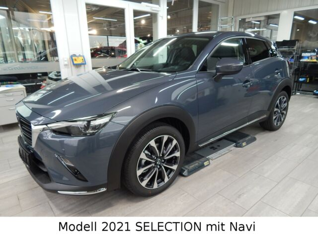 Mazda CX-3 2.0 SKYACTIV SELECTION Navi