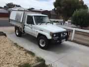 1993 Toyota Landcruiser Cab Chassis Maryborough Central Goldfields Preview