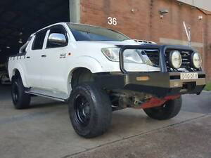 2012 Toyota Hilux SR5 3.0 Turbo Diesel 4x4 Auto Ute Mayfield West Newcastle Area Preview