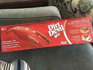 Dirt Devil Express V6 Cordless Bagless Handheld Vacuum