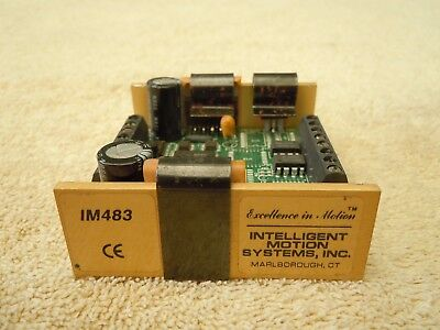 Intelligent Motion Systems Im483 Micro Stepper Drive.