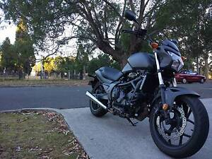 2013 Honda CTX700NA MY14 East Perth Perth City Area Preview