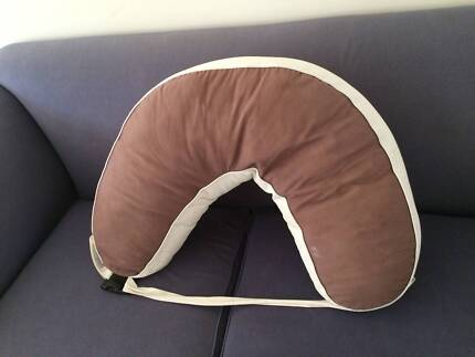Milkbar Double / Twin Breastfeeding Pillow Merrimac Gold Coast City Preview