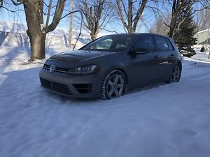 Golf r 2017 600whp for sale/trade