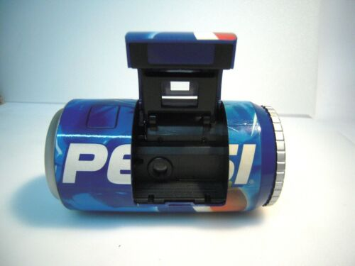 Pepsi 35mm 80`s can Film Plastic Camera without flash –M10