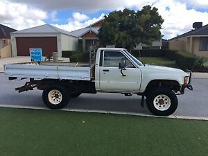 Toyota Hilux 4x4 Thornlie Gosnells Area Preview