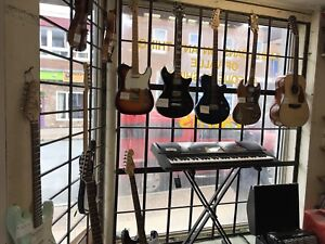 National pawn has hundreds of instruments for sale