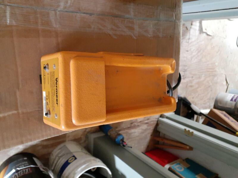 digitrak locator battery charger vermeer hdd drilling