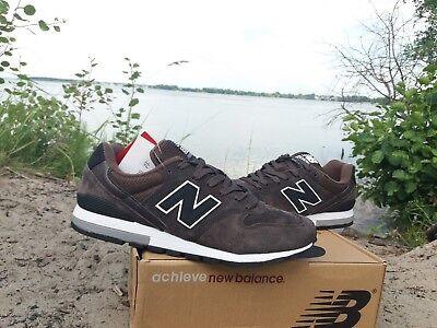 Кроссовки New Balance NB 996 коричневый 9.5 U.S классика стиль Size 40-43